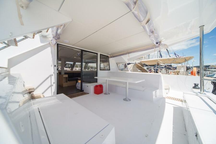 Nautitech 46 Flybridge (SANTORIN_DB)  - 14