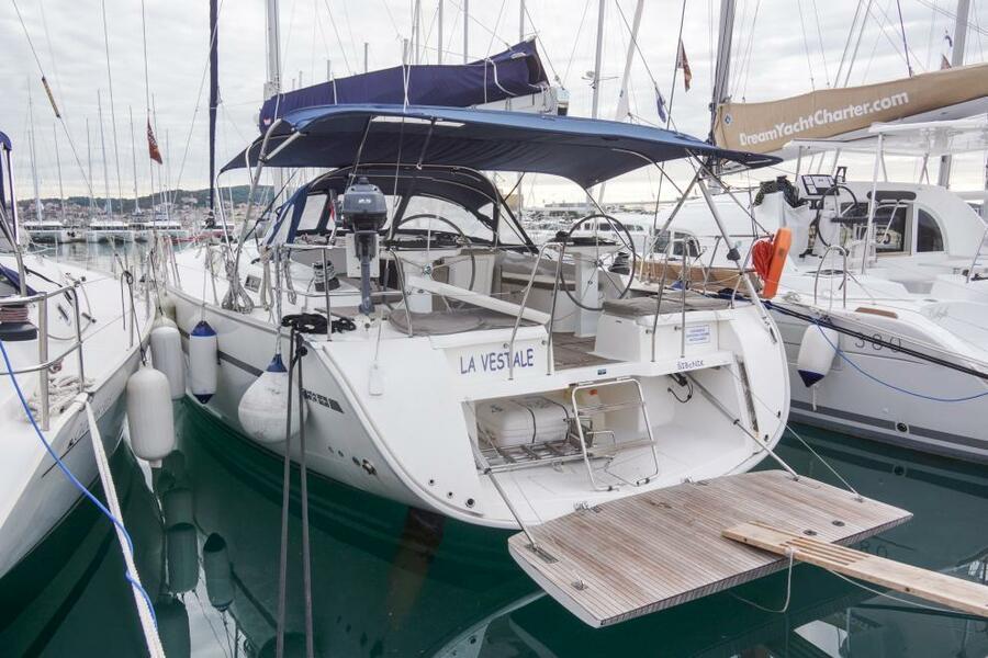 Bavaria Cruiser 56 (5+1) with A/C (LA VESTALE_DB)  - 1