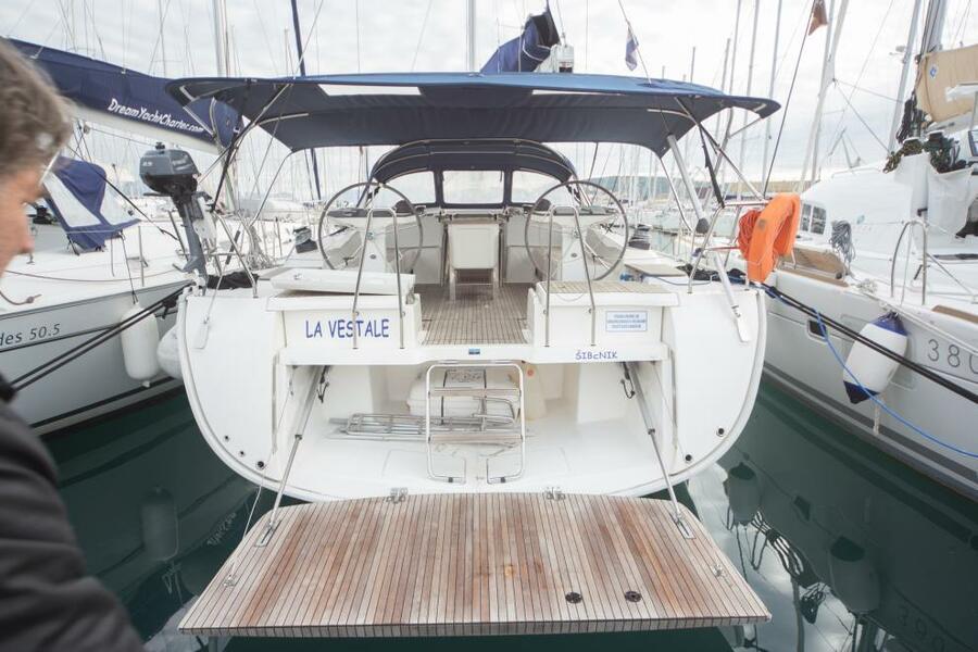 Bavaria Cruiser 56 (5+1) with A/C (LA VESTALE_DB)  - 7