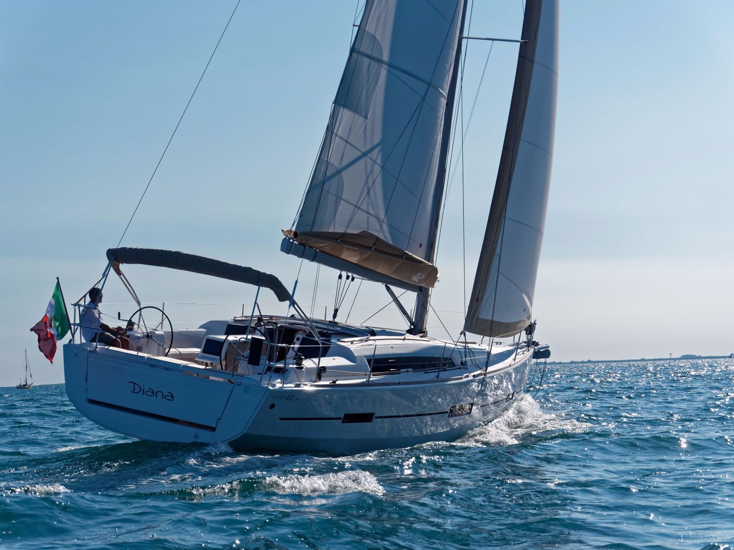 Dufour 412 Grand Large (ALTAIR_DB)  - 8