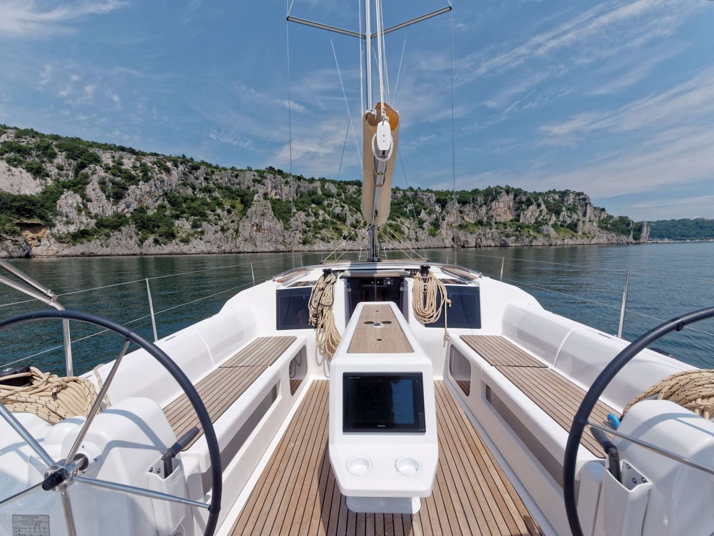 Dufour 412 Grand Large (ALTAIR_DB)  - 7