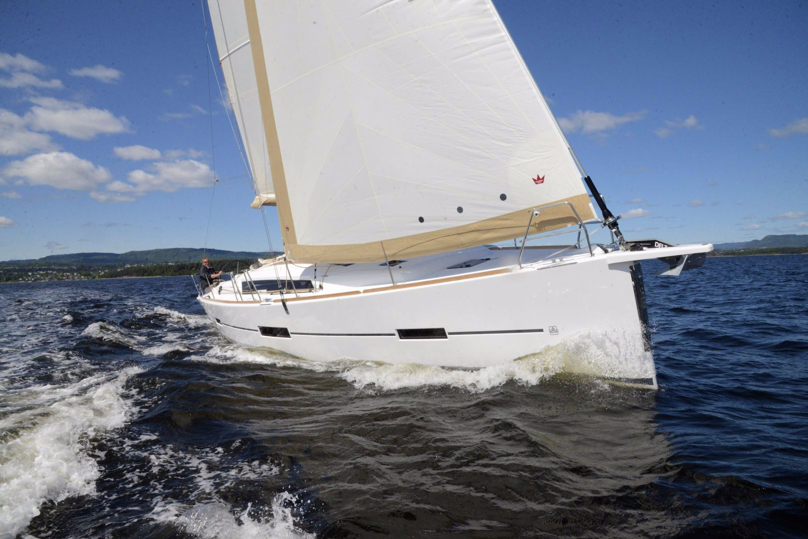 Dufour 412 Grand Large (ALTAIR_DB)  - 1