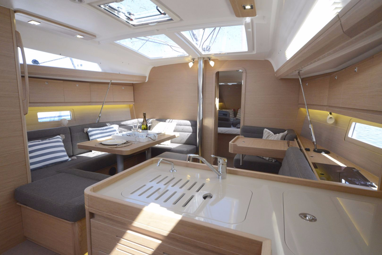 Dufour 412 Grand Large (ALTAIR_DB)  - 5
