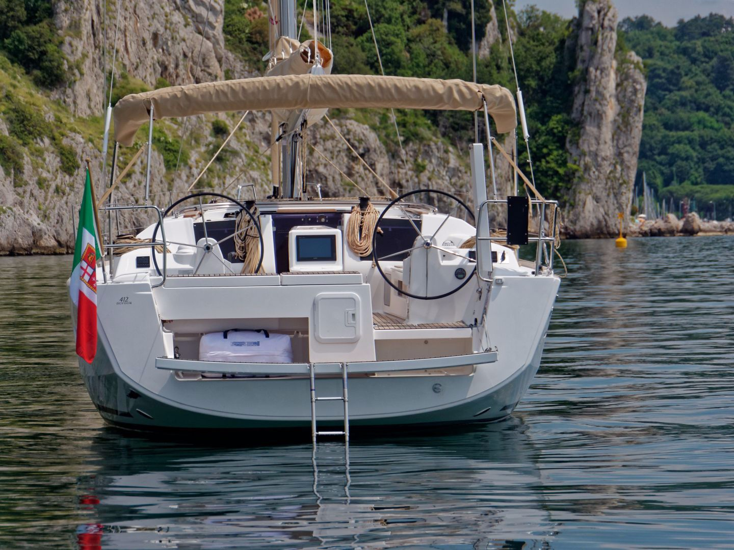 Dufour 412 Grand Large (ALTAIR_DB)  - 6