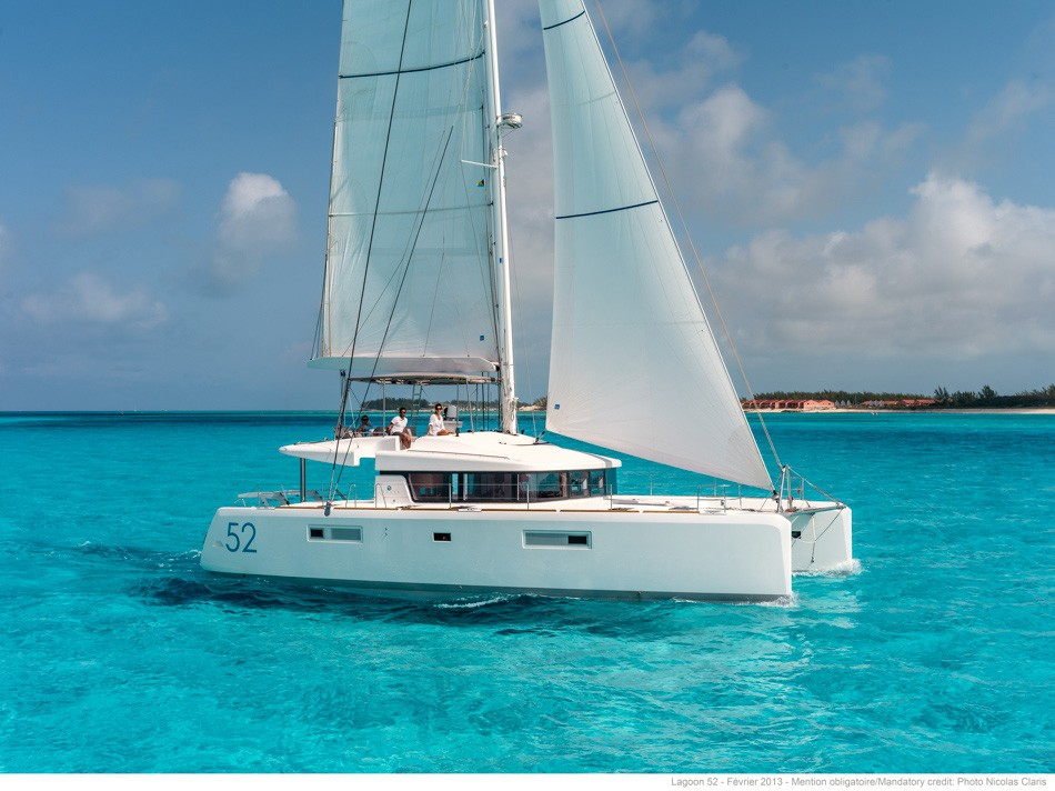 Lagoon 52 F with watermaker & A/C - PLUS (MALCOHA_DB)  - 0