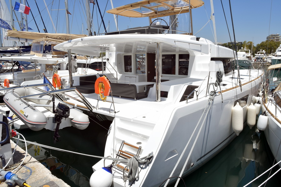 Lagoon 52 F with watermaker & A/C - PLUS (MALCOHA_DB)  - 4