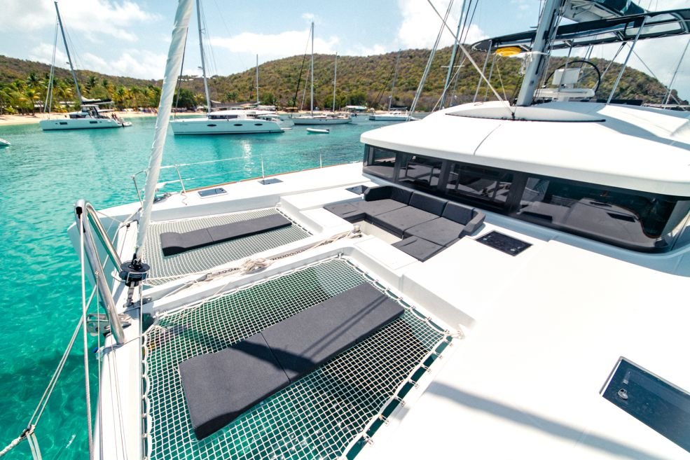 Lagoon 52 F with watermaker & A/C - PLUS (MALCOHA_DB)  - 7