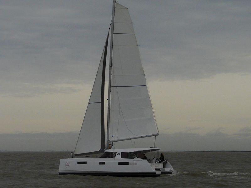 Nautitech 40 Open with watermaker (LOU ROUSTIDOU)  - 0
