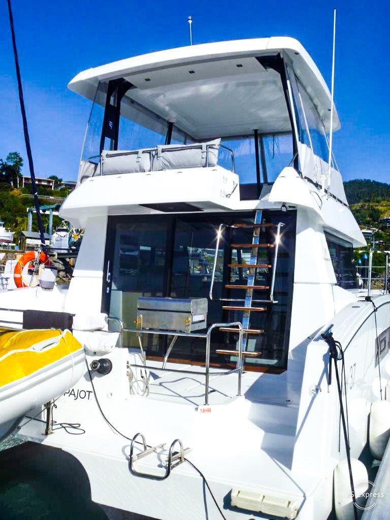 Motor Yacht 37 with A/C (HAUMEA_DB)  - 2
