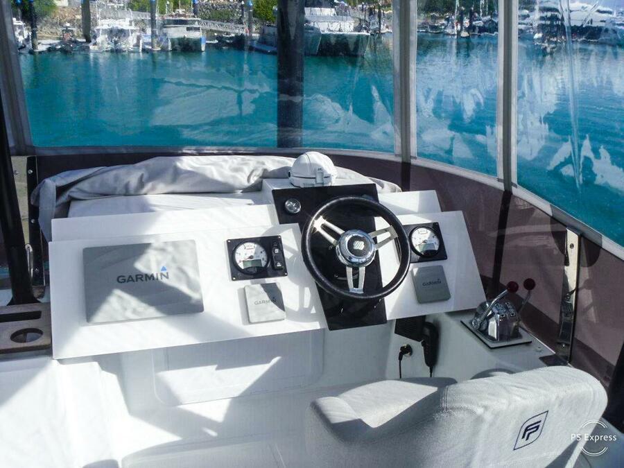 Motor Yacht 37 with A/C (HAUMEA_DB)  - 4