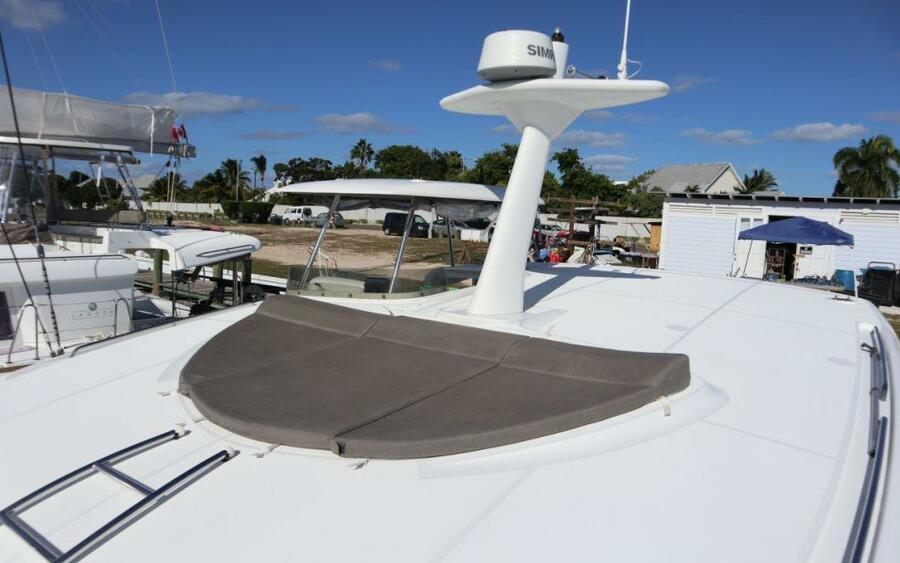Lagoon 40 Power Catamaran with A/C (Lion of the Sea_DB)  - 16