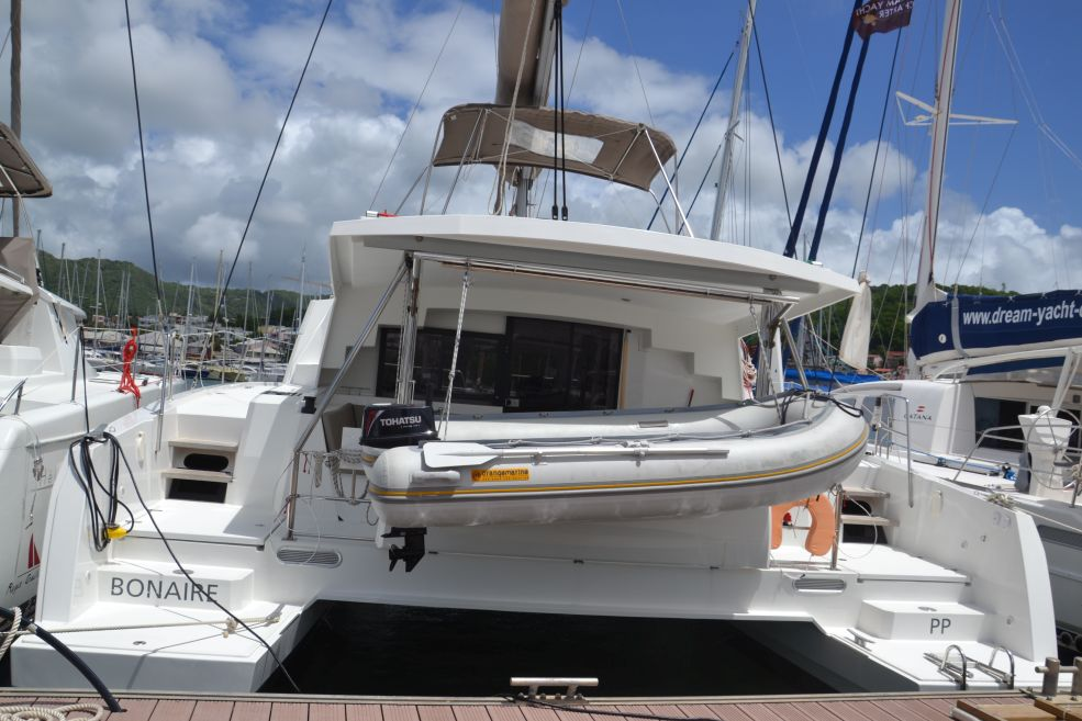 Bali 4.5 with watermaker & A/C - PLUS (BONAIRE_G)  - 0