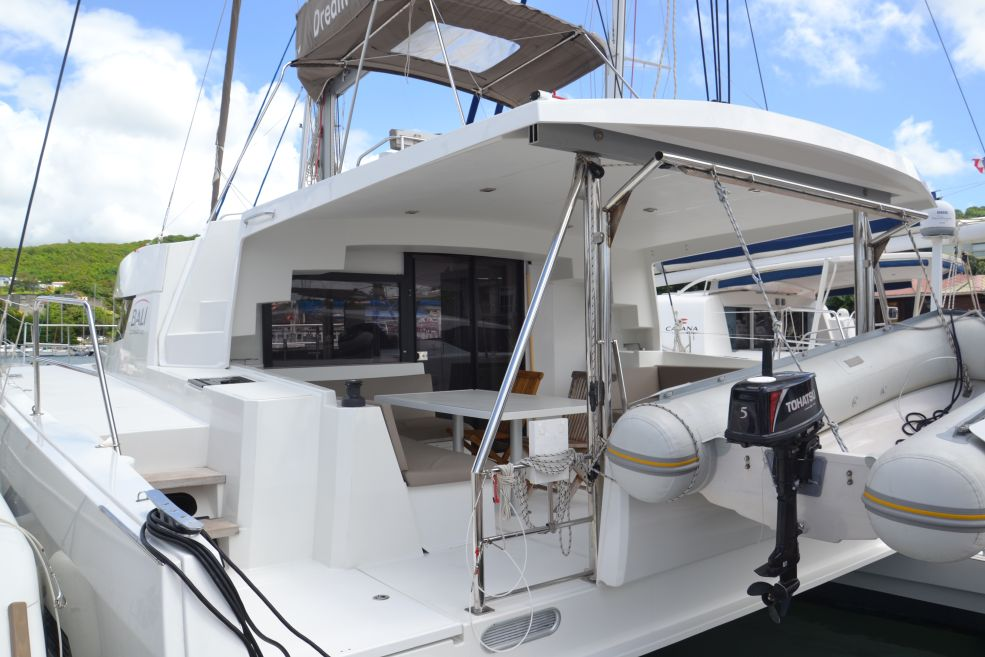 Bali 4.5 with watermaker & A/C - PLUS (BONAIRE_G)  - 1