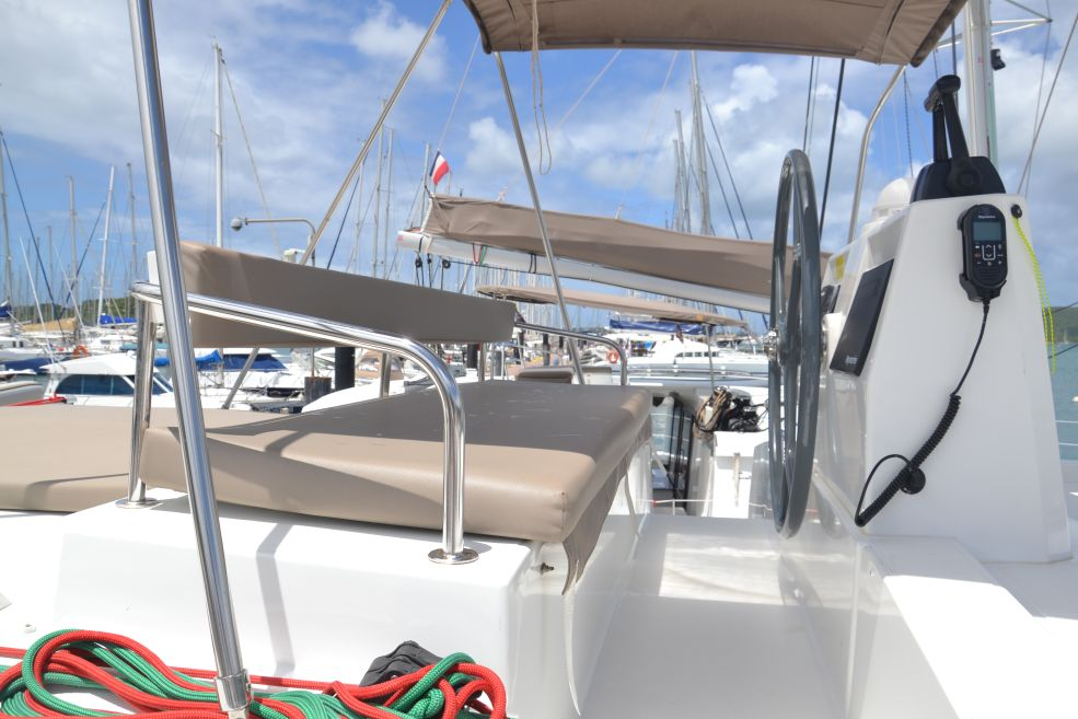 Bali 4.5 with watermaker & A/C - PLUS (BONAIRE_G)  - 5