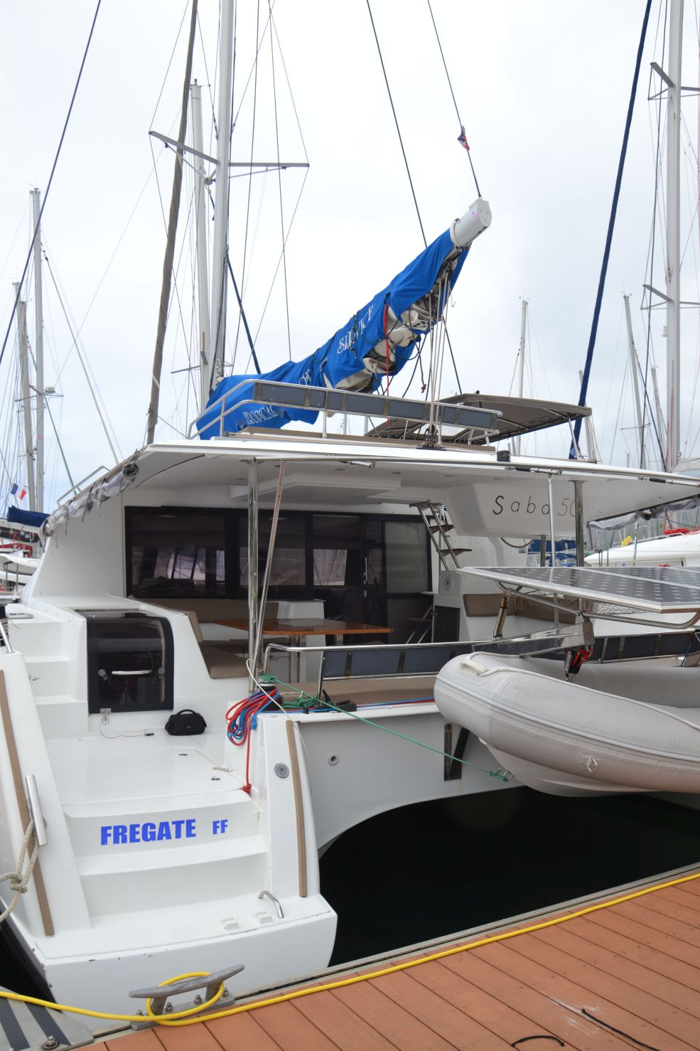 Saba 50 with watermaker & A/C - PLUS (FREGATE_DB)  - 16