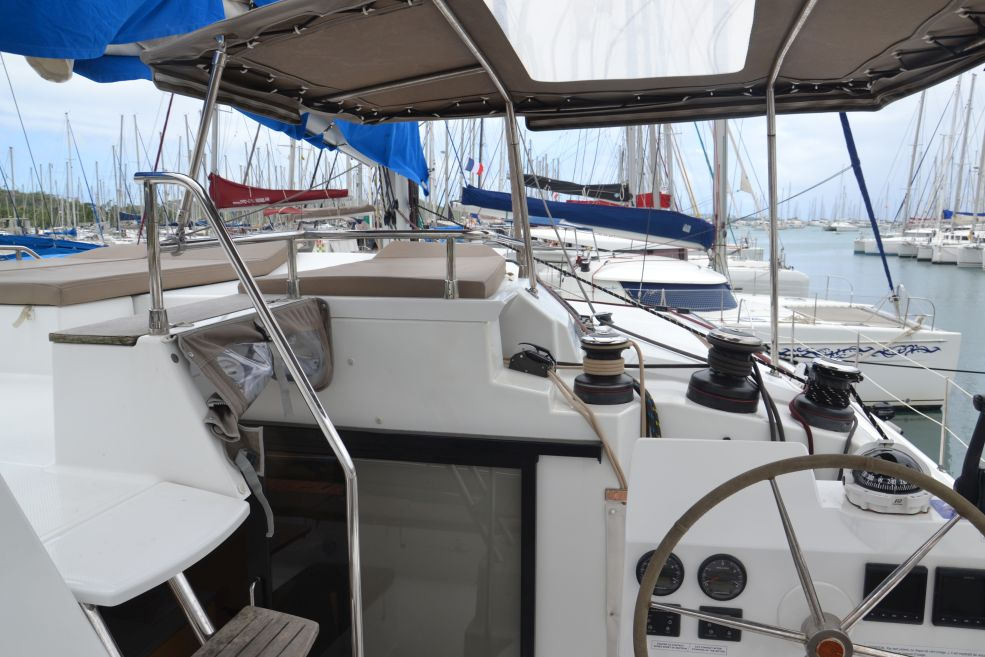 Saba 50 with watermaker & A/C - PLUS (FREGATE_DB)  - 13