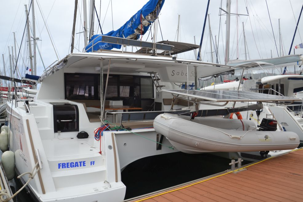 Saba 50 with watermaker & A/C - PLUS (FREGATE_DB)  - 15