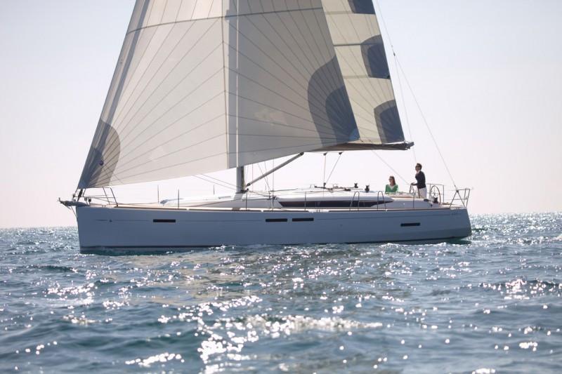 Sun Odyssey 449 (SEA U_DB)  - 0