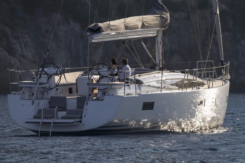 Jeanneau 54 Skippered (ath5410)  - 0
