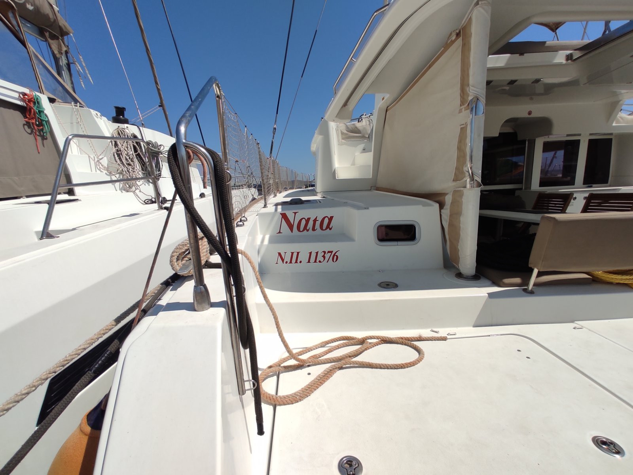 Lagoon 450 F (Nata)  - 1