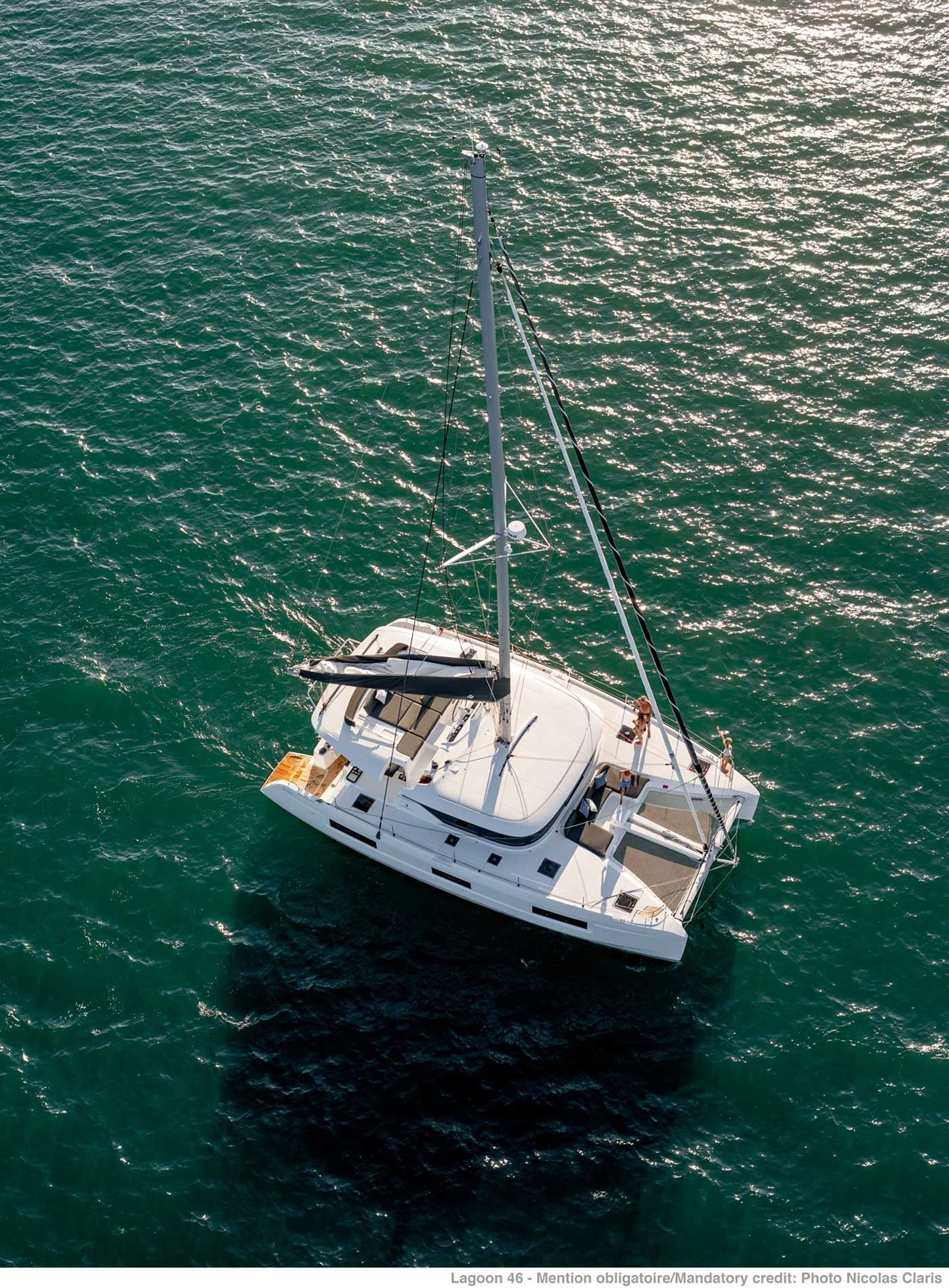Lagoon 46 (GRAND BLUE (SKIPPERED ONLY))  - 2