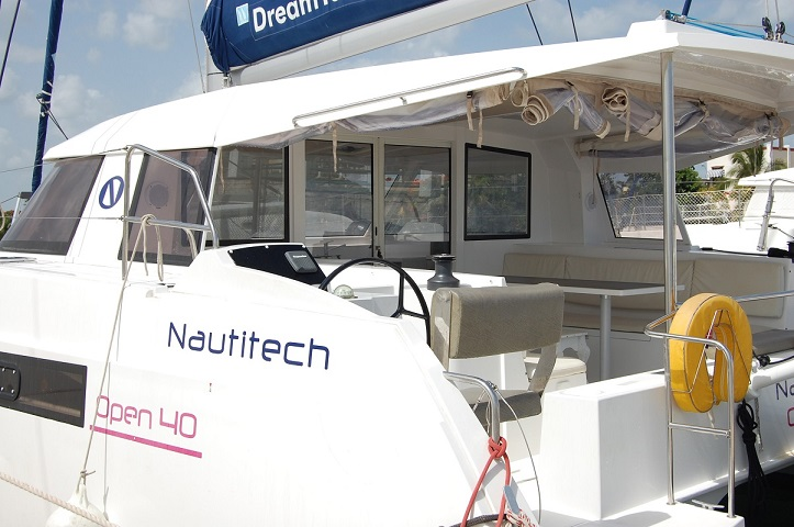 Nautitech 40 Open (JEMILYA_DB)  - 3