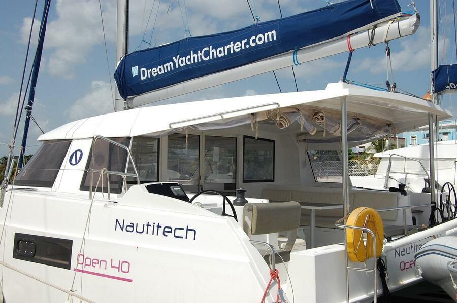 Nautitech 40 Open (JEMILYA_DB)  - 4