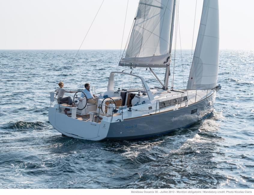 Oceanis 38 (KIRIAKI_DB)  - 2