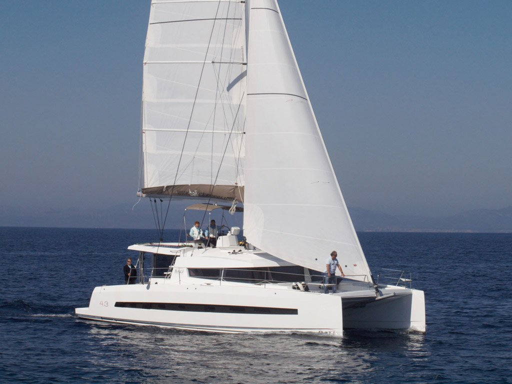 Bali 4.3 O.V. with watermaker & A/C - PLUS (ISLAND DREAMS)  - 1
