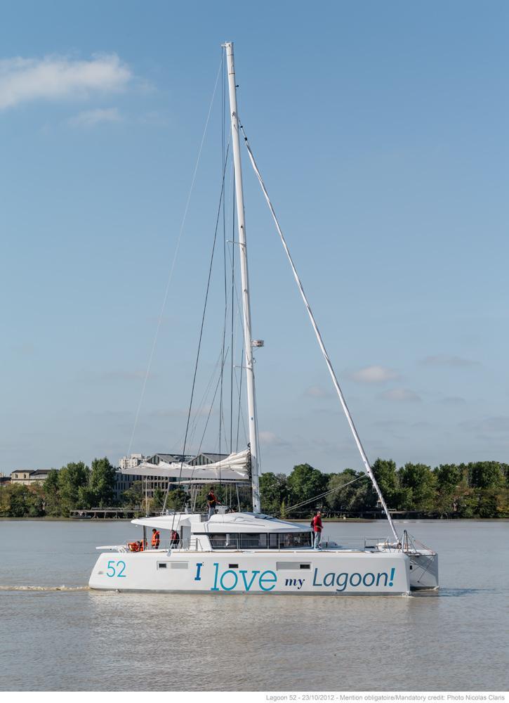 Lagoon 52 (Sea Runner II)  - 32