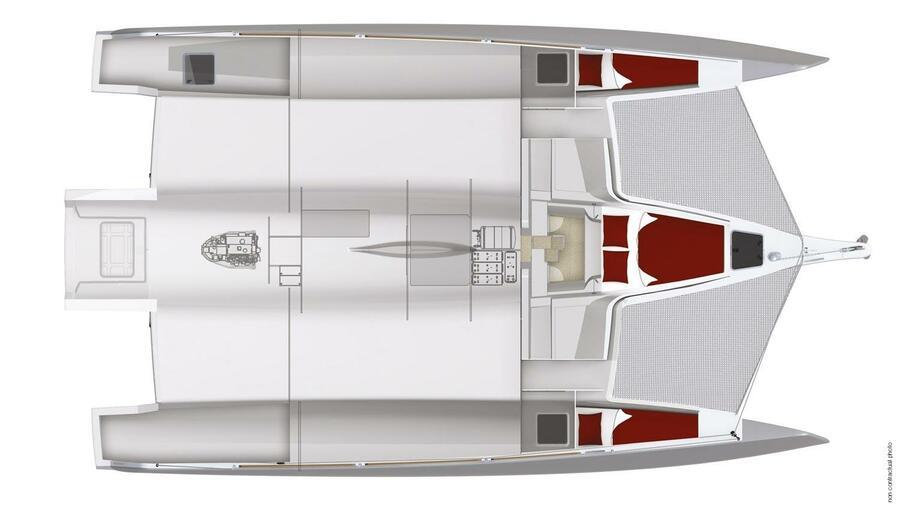 NEEL 43 Trimaran (AC)  - 9