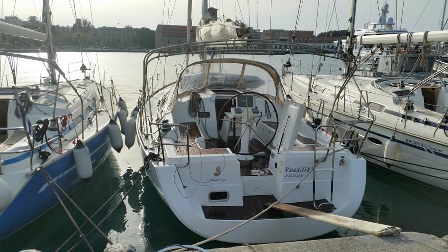 Oceanis 37 (Vassiliki)  - 1