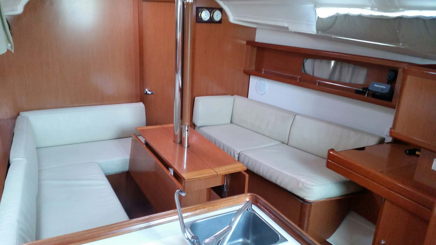 Oceanis 37 (Vassiliki)  - 2