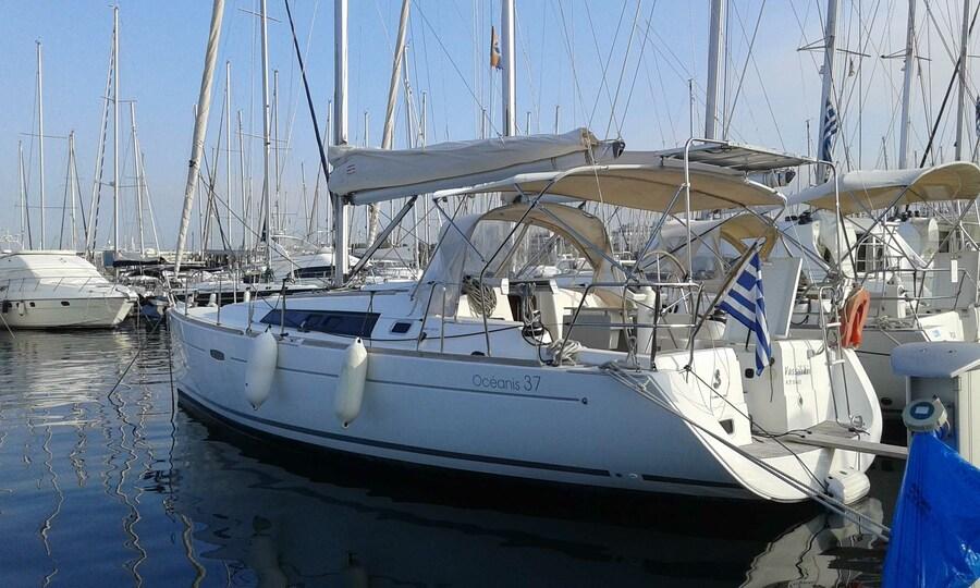 Oceanis 37 (Vassiliki)  - 0