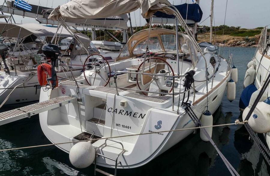 Oceanis 43 (Carmen)  - 0