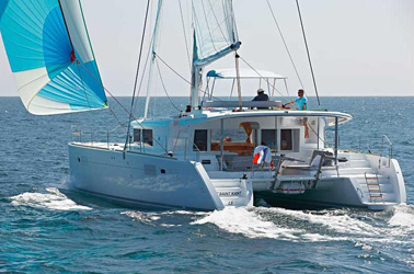 Lagoon 450 with watermaker (PARSIFAL_DB)  - 2