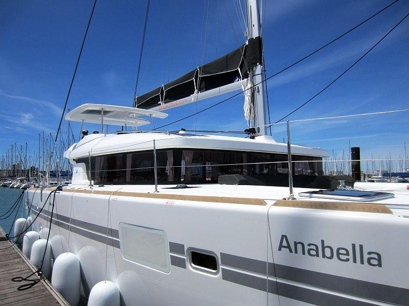 Lagoon 450 S (ANABELLA)  - 0