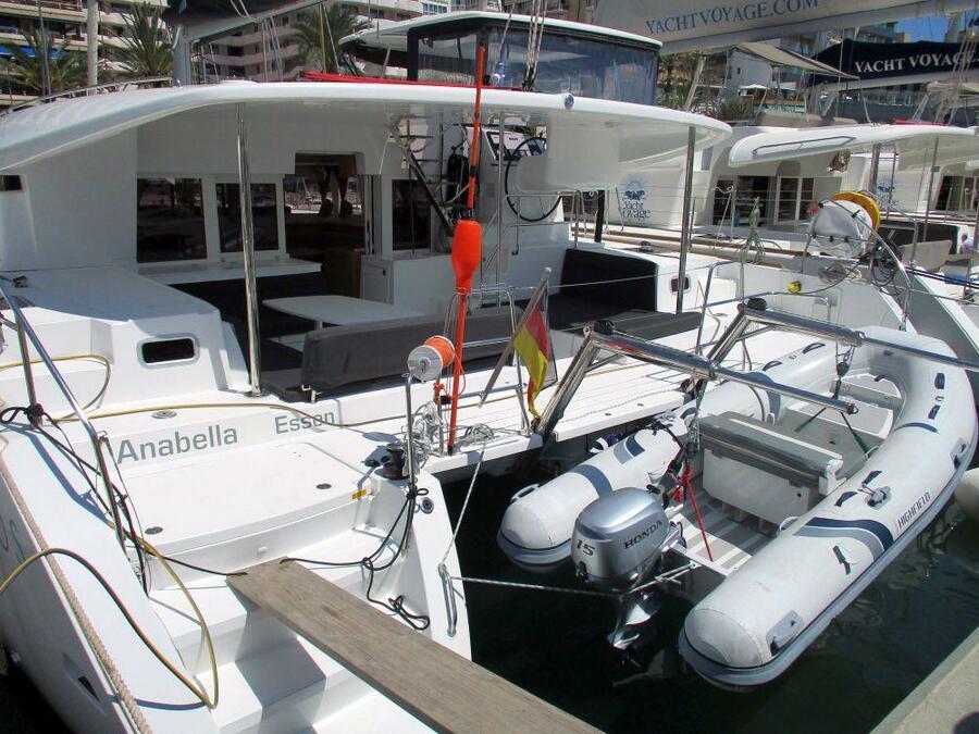 Lagoon 450 S (ANABELLA)  - 6