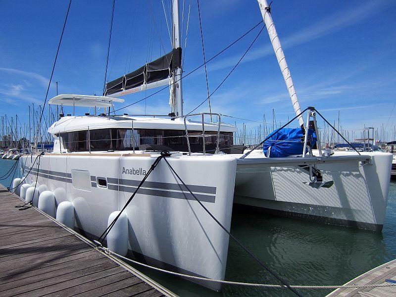 Lagoon 450 S (ANABELLA)  - 2