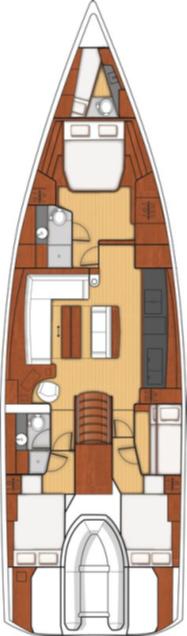 Oceanis 62 (Penultimo - AC/GEN/WAT)  - 9