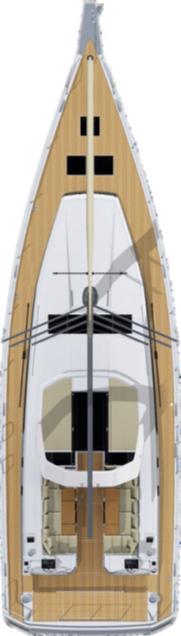 Oceanis 62 (Penultimo - AC/GEN/WAT)  - 10