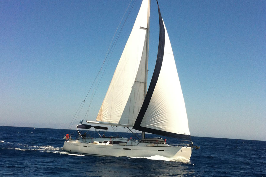 Oceanis 46 (ASPASIA)  - 0
