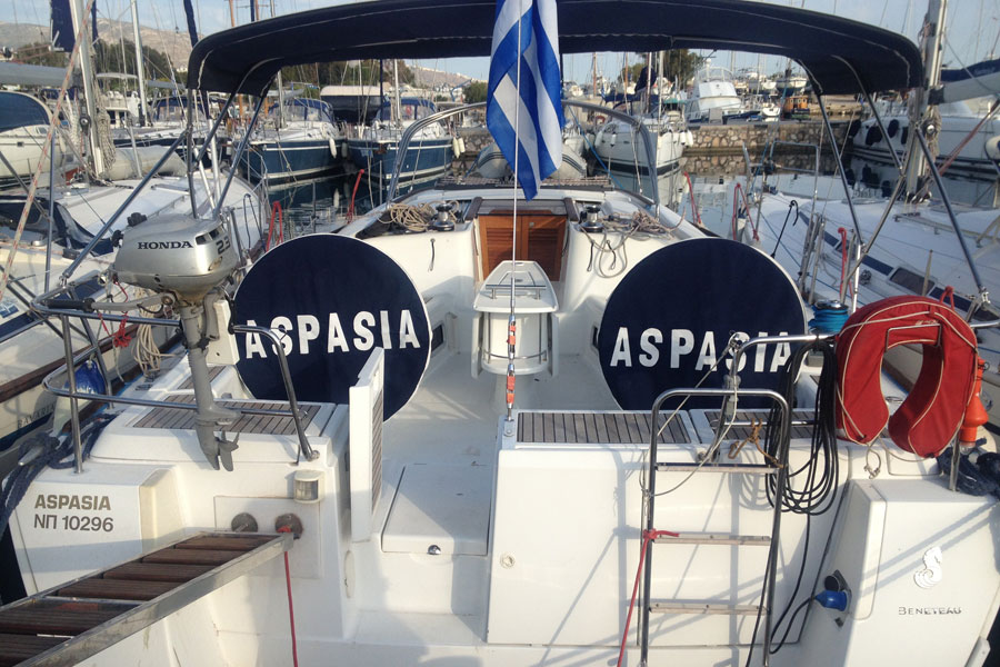 Oceanis 46 (ASPASIA)  - 2