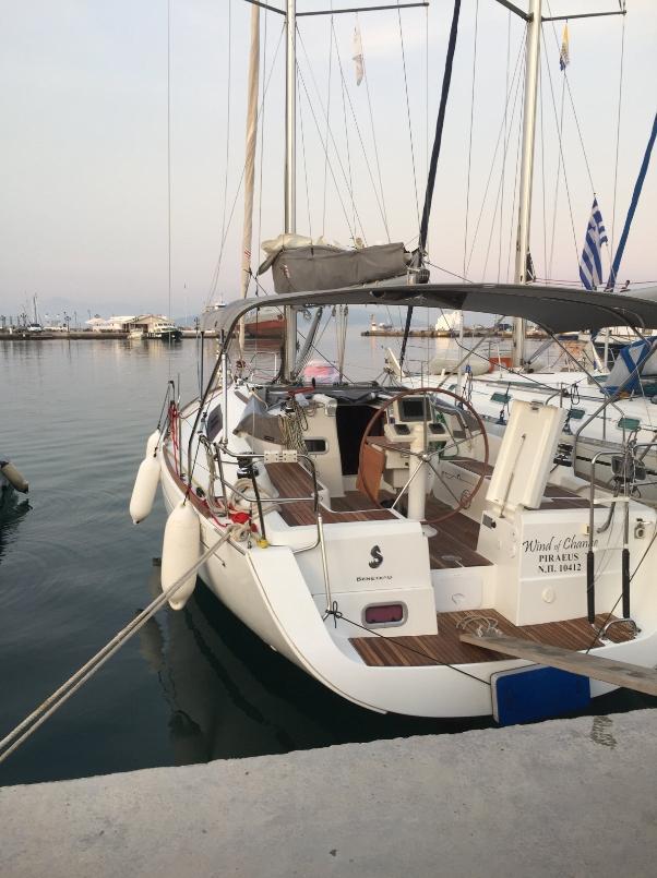 Oceanis 37 (WIND OF CHANGE)  - 3