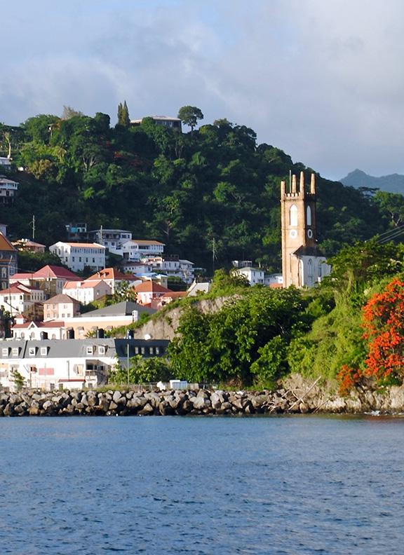 Grenada cruise main