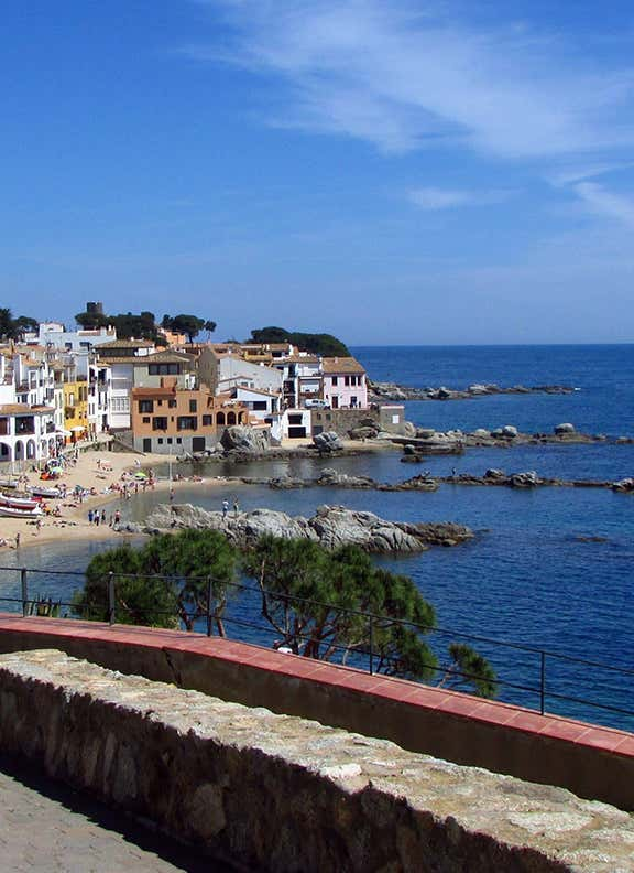 Spanien cruise main