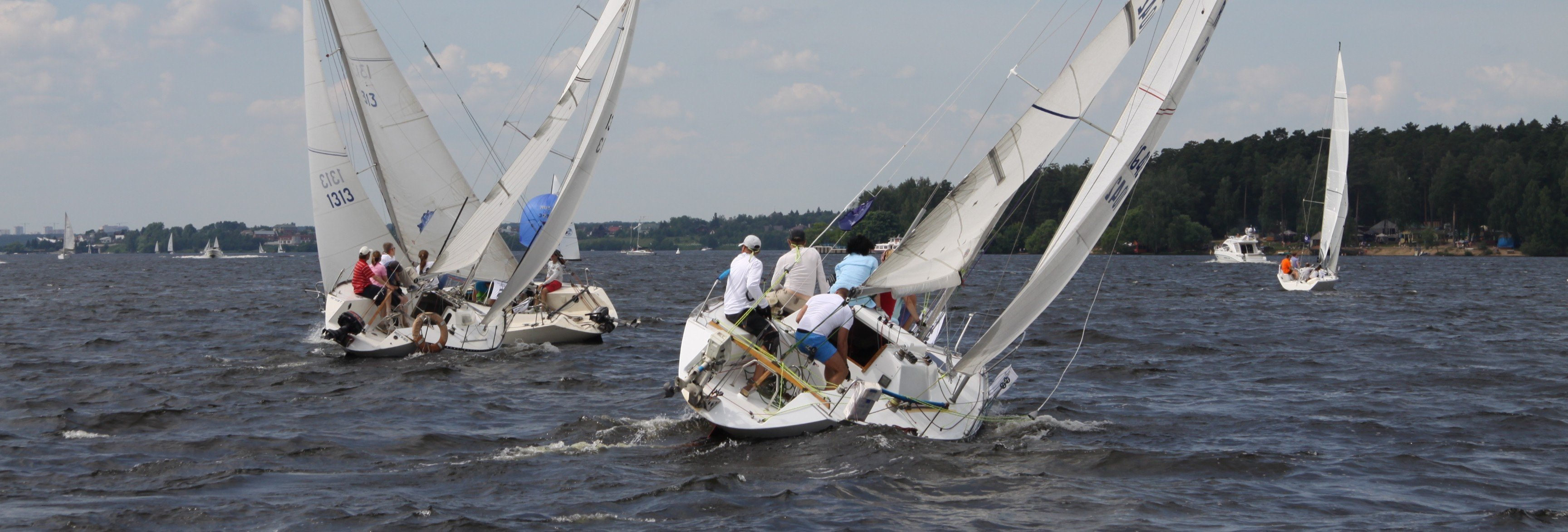 Sailing vacations in Moscow