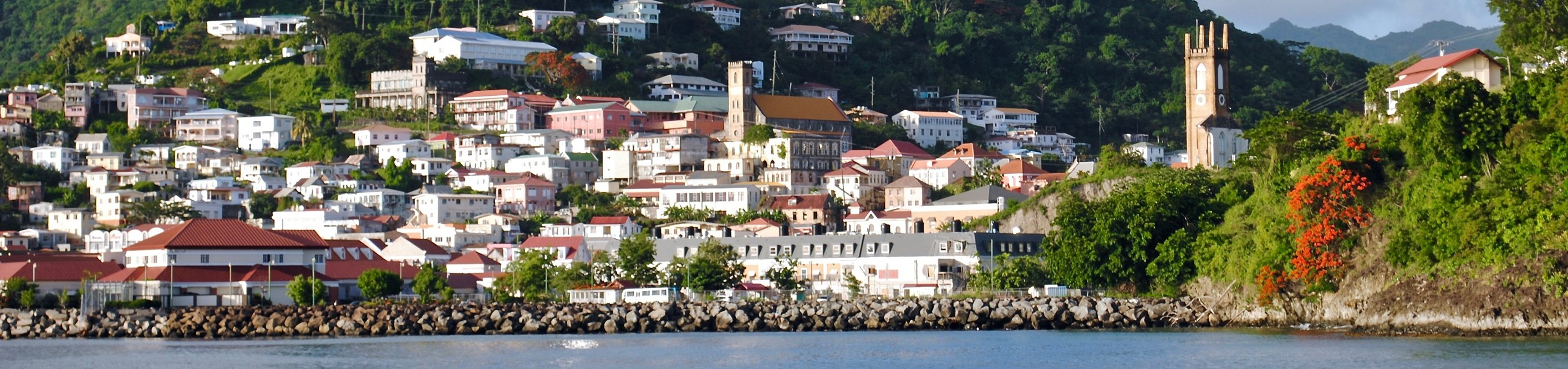 Sailing cruise in GRENADA in SEPTEMBER 2021
