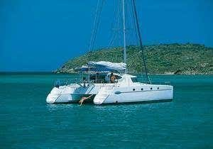 Cuba yacht charters