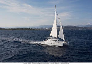 Sailing conditions in Cuba
